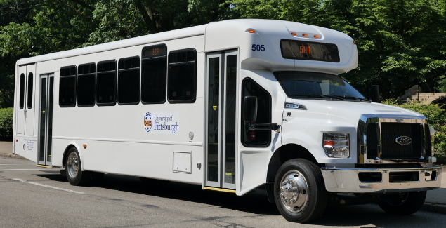 Shuttle Services Parking Transportation Services University Of Pittsburgh